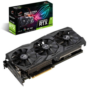 GEFORCE ROG-STRIX-RTX2060-O6G-GAMING
